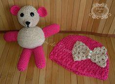 Kit Ted - Rosa