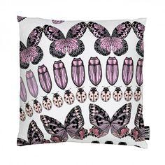 NEW HomeDECORATE. Papilio Tyynynpäällinen FINNISH DESIGN  Like&ENJOY.  UUTTA Minna Parikka DESIGN.  VALLILA.fi