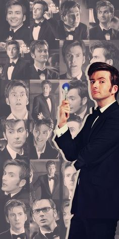 10th doctor wallpaper! I've already set it to my phone