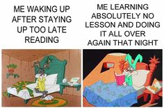 Stay Up, Book Memes, Wake Me Up, Book Worms, I Laughed, Quotations, My Life, Funny Memes, Geek Stuff