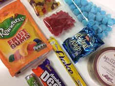 What's better than a monthly collection of British Sweets?
