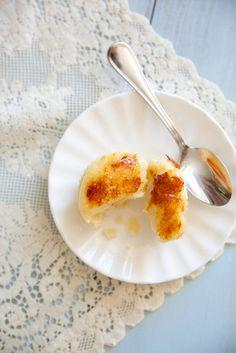 Creme Brûlée Cupcakes