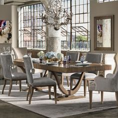 Fine Furniture Design by Goods Furniture Stores in Charlotte NC. Shop Goods for discount Fine Furniture Design beds, sofas and chairs. Dining Nook, Dining Room Design, Dining Chairs, Fine Furniture, Dining Room Furniture, Furniture Design, Solid Oak Dining Table, Dinning Table, Small Dining