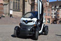 A crazy little electric car :-)