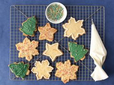 3-in-1 Sugar Cookies from FoodNetwork.com