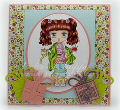 All Tied Up available at Whimsy Stamps