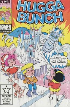Hugga Bunch (1986 Marvel/Star Comics) 2
