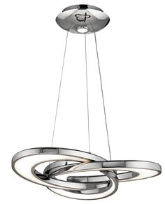 elan Lighting 83619 Led Chandelier