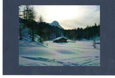 504 Sils-Maria #Weihnachten #Schnee