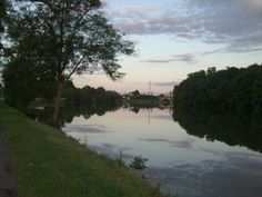 Nivernais Canal, France