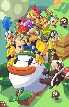 Super Mario Games, Super Mario Art, Nintendo Game, Nintendo Characters, Mario Y Luigi, Mario Kart, Mario Fan Art, Super Mario Brothers, Metroid