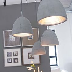1000 images about lampen on pinterest lamps pendant lights and concrete lamp. Black Bedroom Furniture Sets. Home Design Ideas