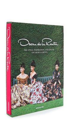 Books with Style Oscar De La Renta   Amazon.com's SHOPBOP SAVE 25% use Code:GOBIG14