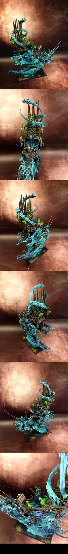 Aosol, Mortis Engine, Vampire Counts, Warhammer Fantasy