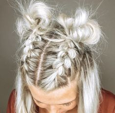 k a t i e 🥀 @kathryynnicole Hair Inspo, Hair Inspiration, Gorgeous Hair, Love Hair, Bad Hair Day, Hair Hacks, Hairdos, Updos, Braided Hairstyles
