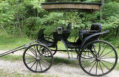 Very Elegant Horse Drawn Carriage