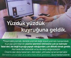 #DoğruTürkçe New Words, Grammar, Karma, Sentences, Knowledge, Language, Study, Personal Care, Writing