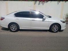 Honda Accord 2013 Gulf Specs 2.4L Pearl White For Sale