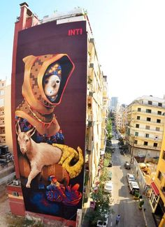 Street Art in Beirut