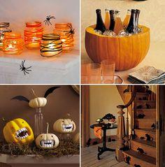 Idées déco toutes simples halloween