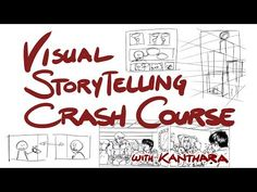 Visual Storytelling Crash Course   YouTube