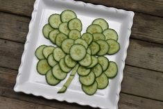 Cucumber Shamrock.