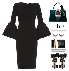 """""""LBD"""" by yexyka ❤ liked on Polyvore featuring Roksanda, Gucci and Miu Miu"""