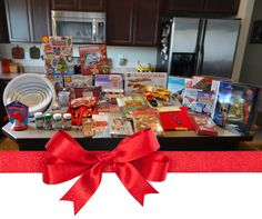 Snow-Day Baking and Activity Giveaway