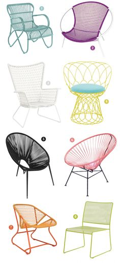 Outdoor kettal maia relax armchair maia rope 22 patagonia pinter - Fauteuil de jardin ikea ...