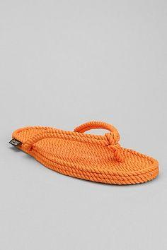 0c67910c6d532 Burkman Bros X Gurkee s Tobago Rope Sandal