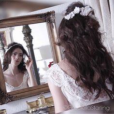 #Brides by Graciella Starling  Bespoke Milliner and Bridal designer  www.graciellastarling.com https://instagram.com/graciellastarling/ Bespoke Milliner and Bridal designer