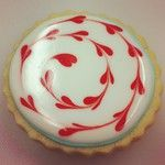 Marbling Icing {Tutorial on Sweetopia}