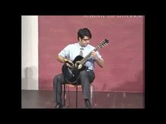 I wouldn't say he is the worlds best, but he does have the right handed flamenco techniques down pretty good though.