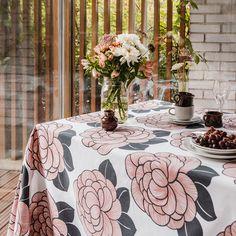 To celebrate our 200th anniversary we made a collection that takes a stand. The designs are based on the large patterns and strong colours of the 1970s. The Sylvi pattern was designed by Aini Vaari in 1973. // 200-vuotisjuhlamme kunniaksi toimme mallistoomme kuosisarjan, jonka ydin on 70-luvun suurissa kuvioissa ja vahvoissa väreissä. Sylvi on Aini vaarin kuosi vuodelta 1973. 1970s, Anniversary, Strong, Colours, Table Decorations, Patterns, Furniture, Collection, Design