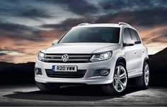 Volkswagen to showcase Tiguan at the 2014 Auto Expo   #Volkswagentiguan