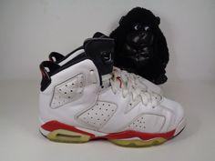 178ce628883 Kids Nike Air Jordan 6 VI Retro Chicago Bulls Basketball shoes size 5 Youth   Nike