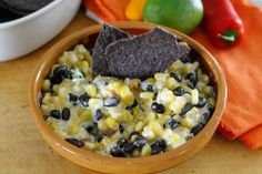 Mexicorn Dip Recipe on Yummly. @yummly #recipe
