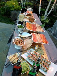 Sushi Buffet                                                                                                                                                                                 More