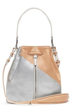 Elizabeth and James 'Mini Cynnie' Bucket Bag available at #Nordstrom
