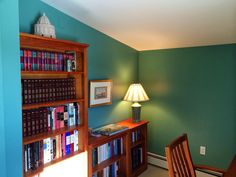 BOXWOOD TERRACE: Home Office Before & After