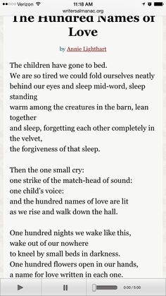 """""""We are so tire we could fold ourselves neatly / behind our eyes and sleep mid-word..."""""""