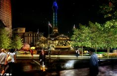 The Cleveland Foundation announces an $8 million grant for the revamp of Public Square that could spur a late 2014 groundbreaking