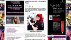 HOHB PRESS  our academy superstar has been published in her first interview! A HUGE congratulations to Chantelle :) CHECK OUT HER INTERVIEW: http://www.styleicons.com.au/2013/08/02/article/Heading-Out-Hairs-Chantelle-Rozic/OVSMLNXNRO.html