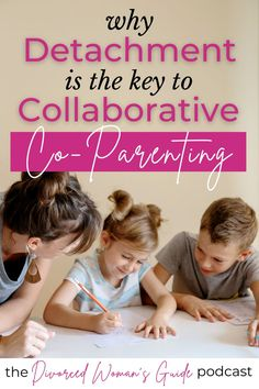 Co-parenting comes with its challenges, and it can be especially tricky when we're not always in agreement with our ex's parenting style. However, by creating a sense of detachment between our approach and theirs, we can make the process easier on everyone involved after a divorce. Staying neutral can be easier said than done. Is there a quick-fix for staying objective, even when we would love to say something? | Co Parenting Tips | Divorce Advice for Women | Marriage Separation with Kids Step Parenting, Parenting Styles, Parenting Hacks, Biblical Marriage, Marriage Advice, Marriage Separation, Fun Bridal Shower Games, Divorce And Kids, Charts For Kids