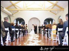 Ravisloe Country Club wedding - indoor option