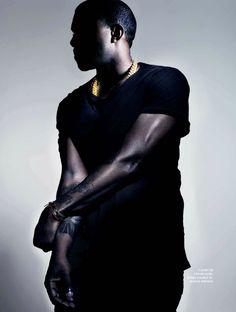Kanye West & Kim Kardashian's L'Officiel Hommes Photoshoot « ILLROOTS