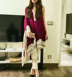 68 Ideas For Dress Spring Formal Products Pakistani Fashion Casual, Pakistani Wedding Outfits, Indian Bridal Fashion, Pakistani Dresses, Wedding Dresses, Trendy Dresses, Nice Dresses, Casual Dresses, Fashion Dresses