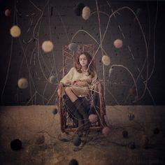 knitting in november by Anka Zhuravleva, via 500px