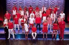 Morning the last episode of glee. Just finished two days ago and can't believe…