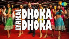 "Watch the Full Video of ""DHOKA DHOKA"" with Lyrics sung by Bappi Lahiri, Sunidhi Chauhan and Mamta Sharma. featuring Ajay Devgan, Tamannaah Bhatia, Surveen Chawla, Sayantani Ghosh, Rinku Ghosh, Amruta Khanvilkar, Mona Thiba  Film :: Himmatwala Song :: Dhoka Dhoka Singer :: Bappi Lahiri, Sunidhi Chauhan, Mamta Sharma Music Director :: Sajid Wajid Lyricist :: Sameer Anjaan Starcast :: Ajay Devgan, Tamannaah Bhatia, Paresh Rawal, Mahesh Manjrekar"